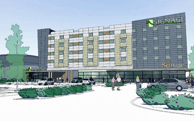 Travelodge Plans New Hotel For Woolwich Road Wasteland
