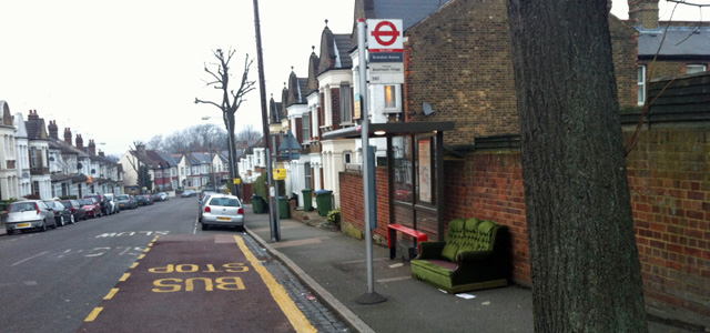 Eastcombe Avenue, 16 February 2013
