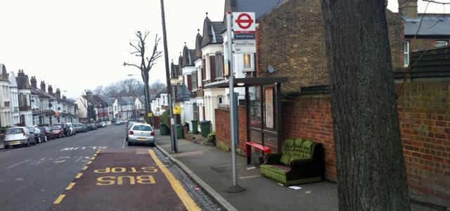 Eastcombe Avenue, 16 February 2013