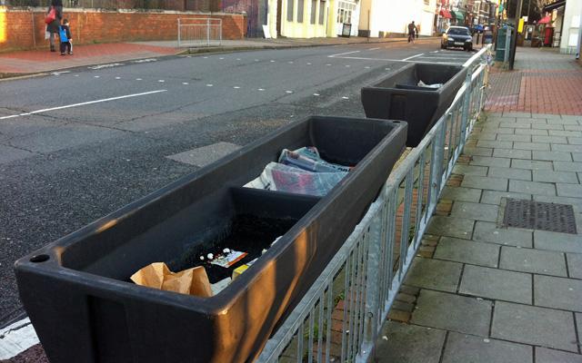 Charlton Church Lane, 19 January 2014