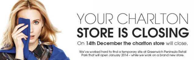 Charlton Matalan closure