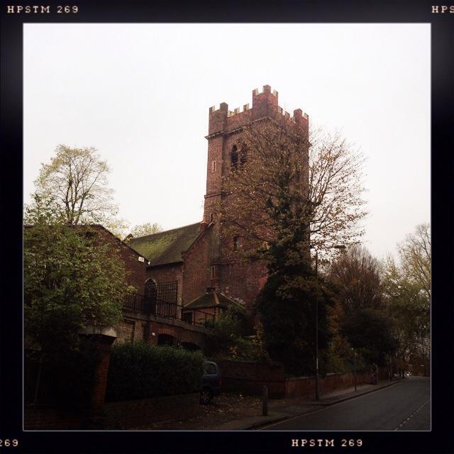 St Luke's Church - photo by Andrew Donkin