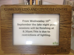 Lido sign, photo by Steve Toole