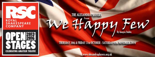 We Happy Few - Alexandra Players