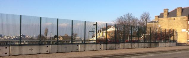 Charlton Road, 15 February 2015