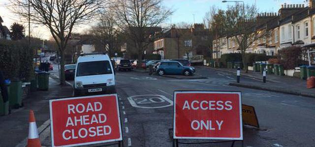 Westcombe Hill, 23 February 2015