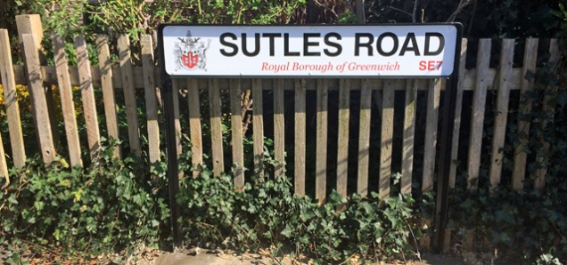 Sutlej Road, Charlton, 14 April 2015