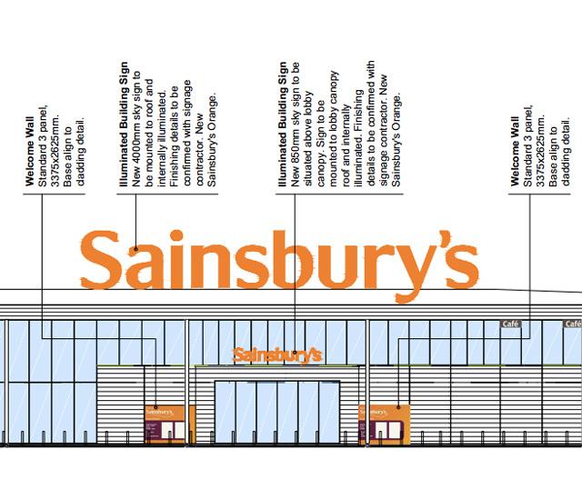 Sainsburys plan
