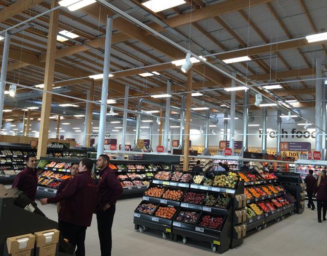 Charlton Sainsbury's, 24 June 2014