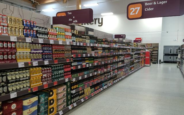 Charlton Sainsbury's, 24 June 2015