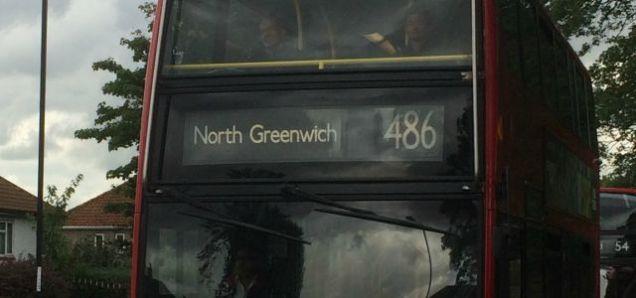 Bus route 486