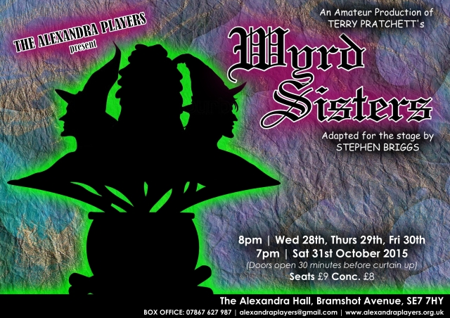 Alexandra Players 'Wyrd Sisters'