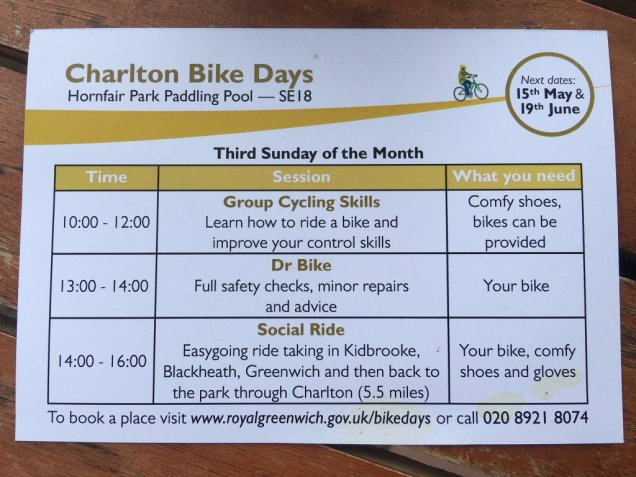 Charlton Bike Days