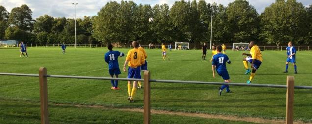 Bridon Ropes v Kent Football United