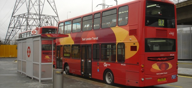 East London Transit by Julian Walker