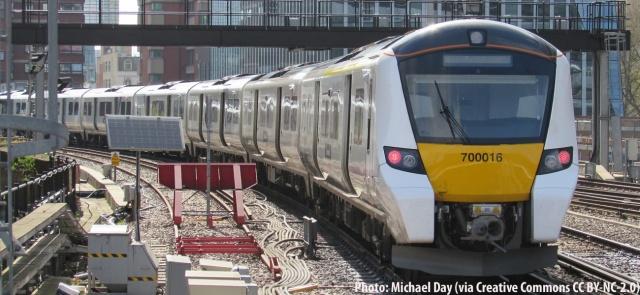 Thameslink class 700 train