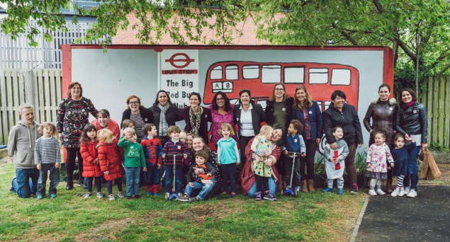 The Big Red Bus Club
