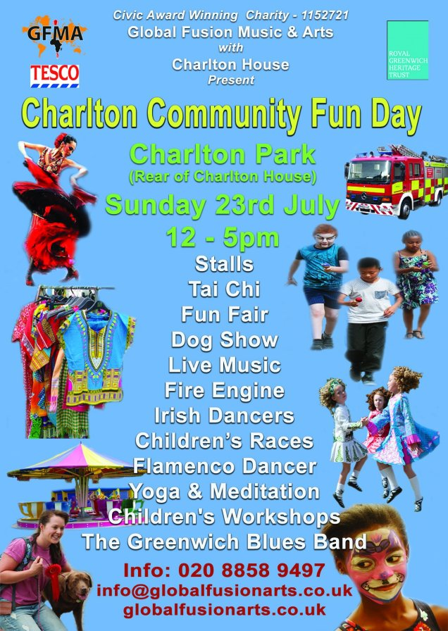 Charlton House Fun Day 2017