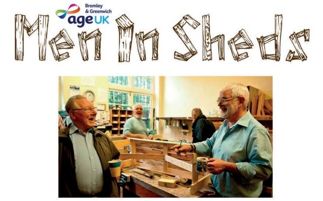Men in Sheds poster