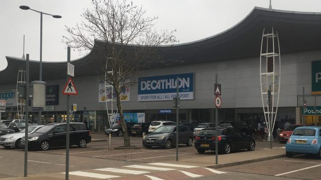 Decathlon Charlton