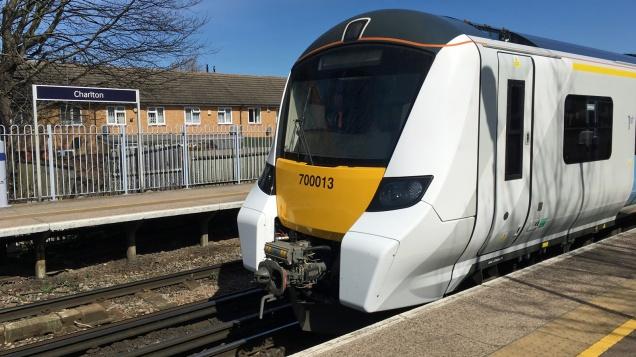 Thameslink class 700 trains