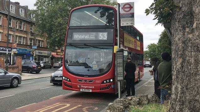 Bus route 53