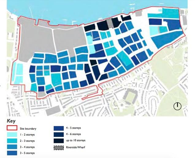 Charlton Riverside Masterplan