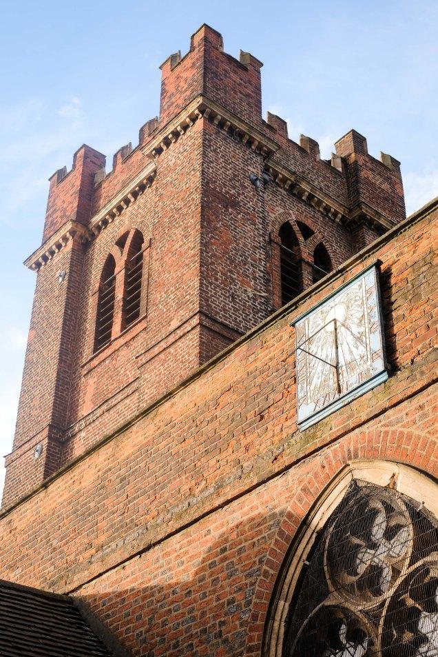 St. Luke's Church, Charlton